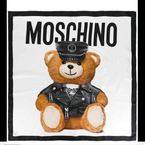 COPY - Moschino Couture Jeremy Scott Teddy BearSi…